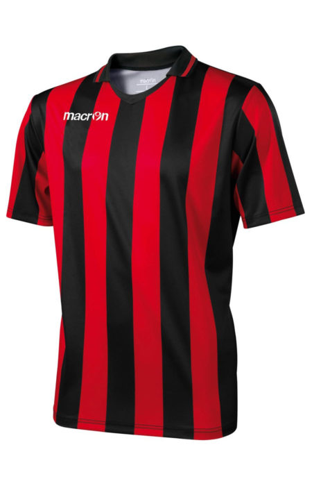 RED/BLACK Short Sleeve Maia Shirt