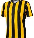 YELLOW/BLACK Short Sleeve Maia Shirt