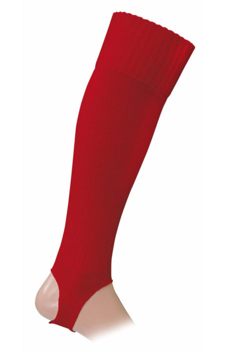 RED Manta Footless Socks
