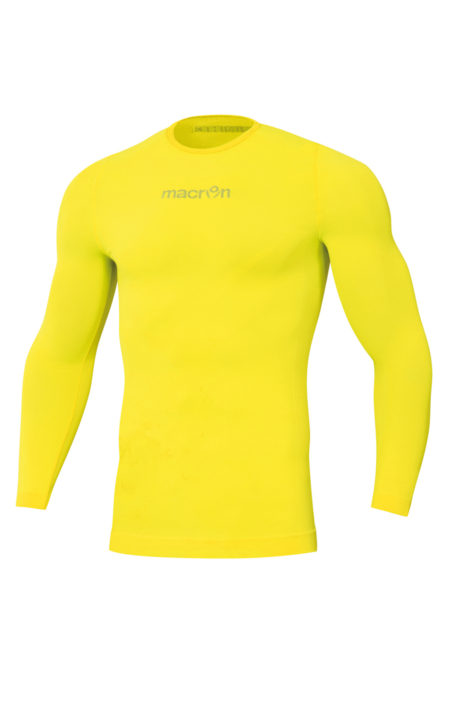YELLOW Performance Long Sleeve Top